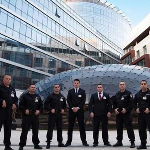 Zaštita lica i imovine UPTC Podgorica