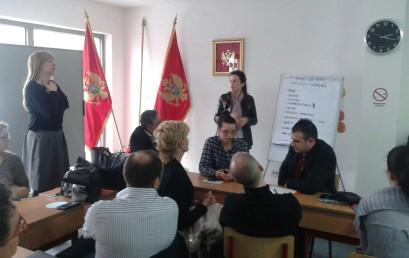Komunikacije u obrazovanju odraslih – Podgorica