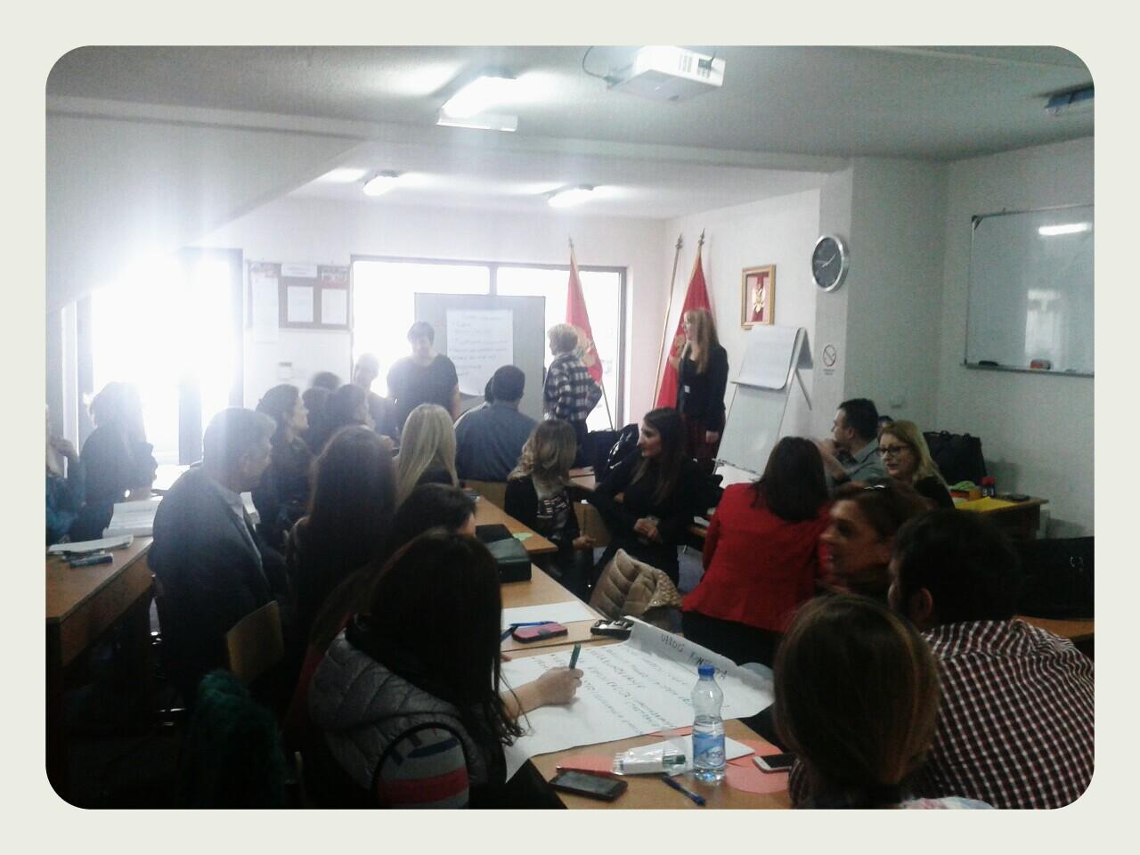 Komunikacije u obrazovanju odraslih – 31.3.2016
